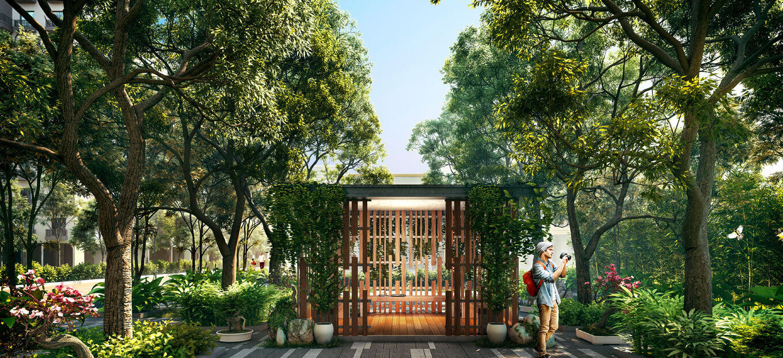 Residential bungalow for sale in kolkata of bougainvillas